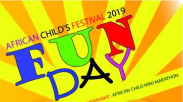 African Child's Festival 2019 - Fun Day