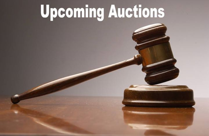Auction for the Sheriff of the Court 7 July at 10h00