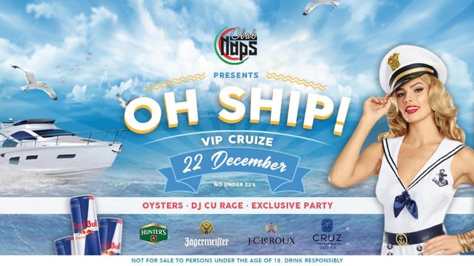 CLUB NAPS PRESENT OHH SHIP!!