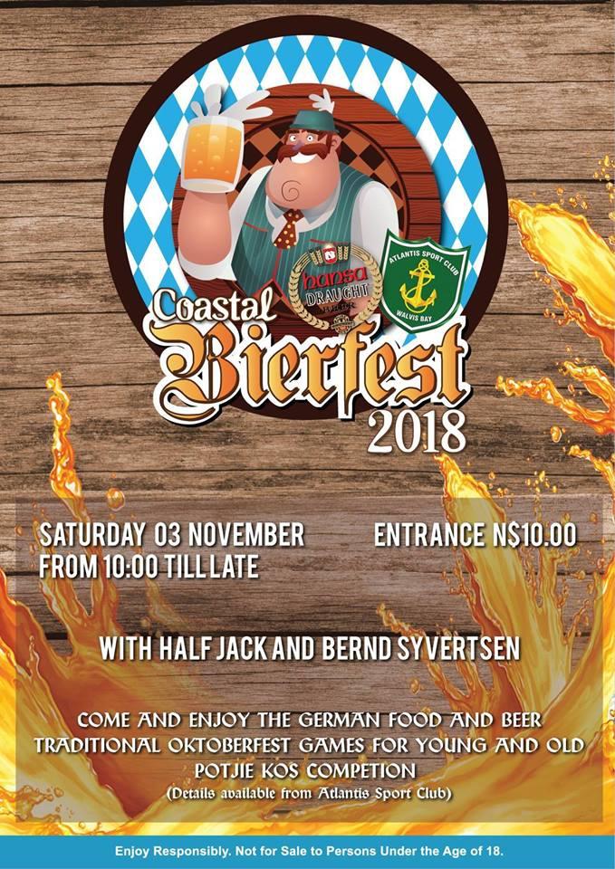 Coastal Bierfest 2018