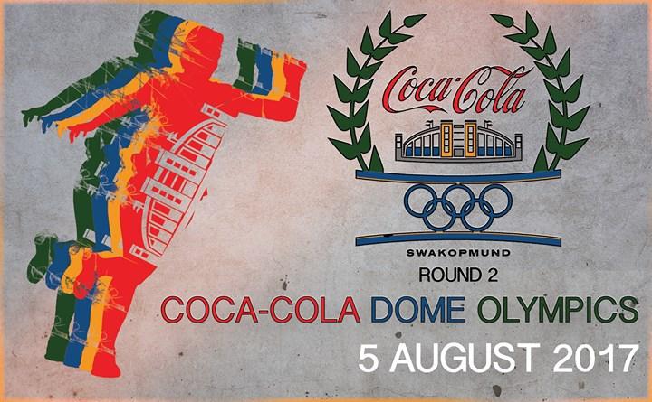 Coca Cola Dome Olympics