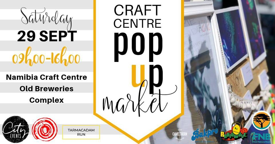 Craft Centre Pop Up Market