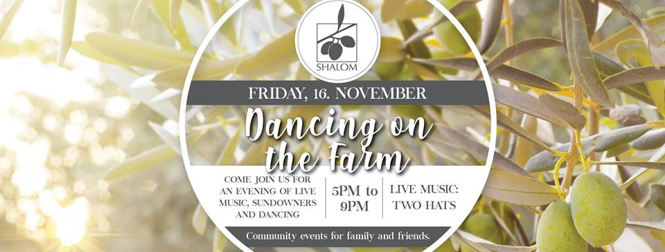 Dancing on the Farm