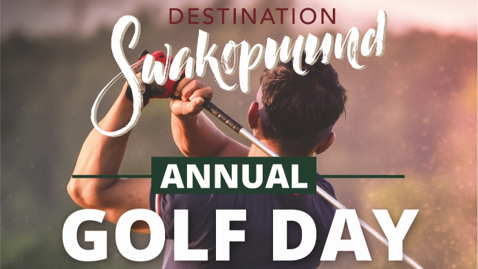 Destination Swakopmund Golf Day