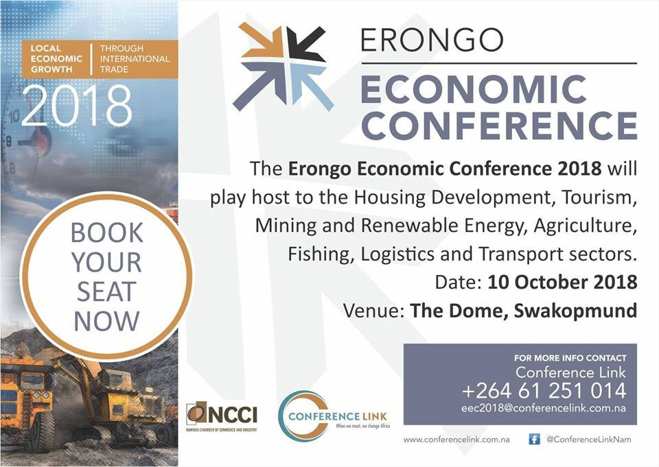 Erongo Economic Conference- High Level Technical Discussion
