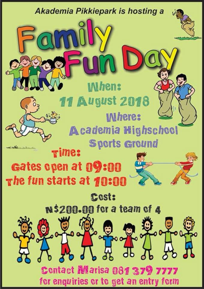Family Fun Day (Boeresport)