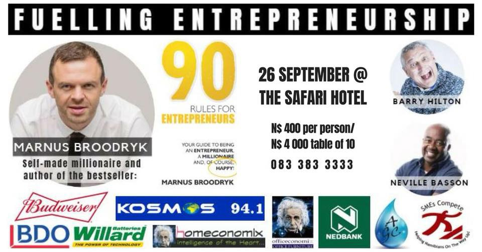 Fuelling Entrepreneurship