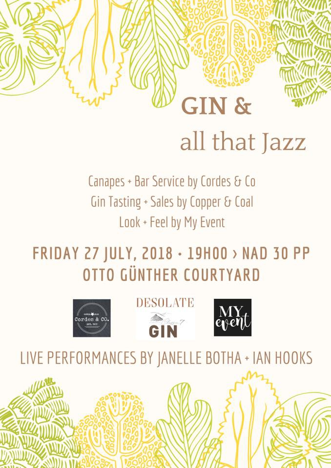 Gin & All that Jazz