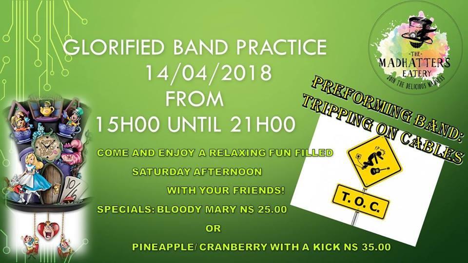 Glorified Band Practice