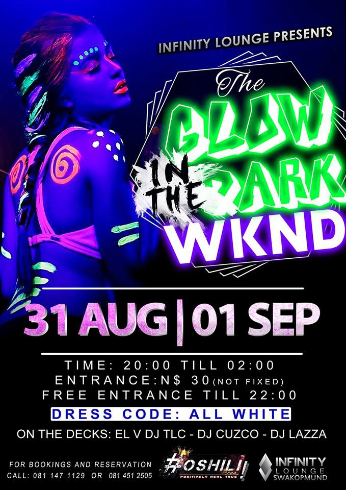 Glow in the Dark WKND
