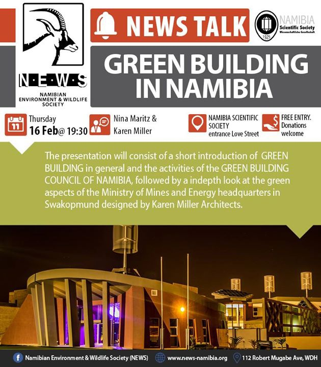 Green Building in Namibia
