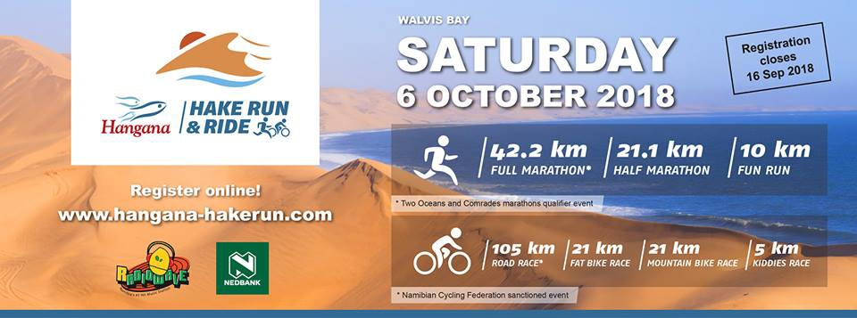 Hangana Hake Run & Ride 2018