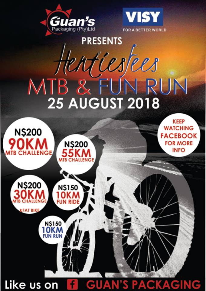 Hentiesfees MTB and Fun Run