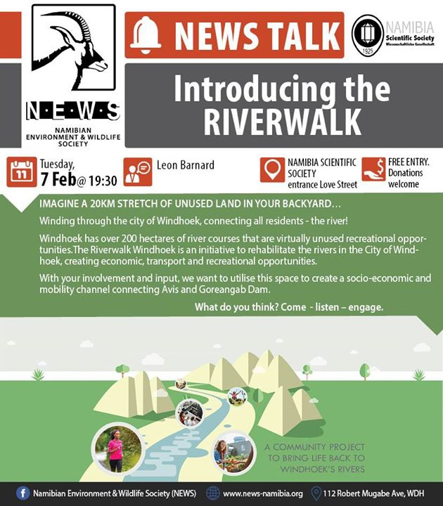 Introducing the Riverwalk initiative