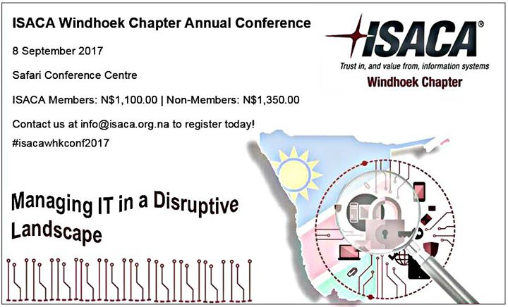 ISACA Windhoek Chapter Annual Conference