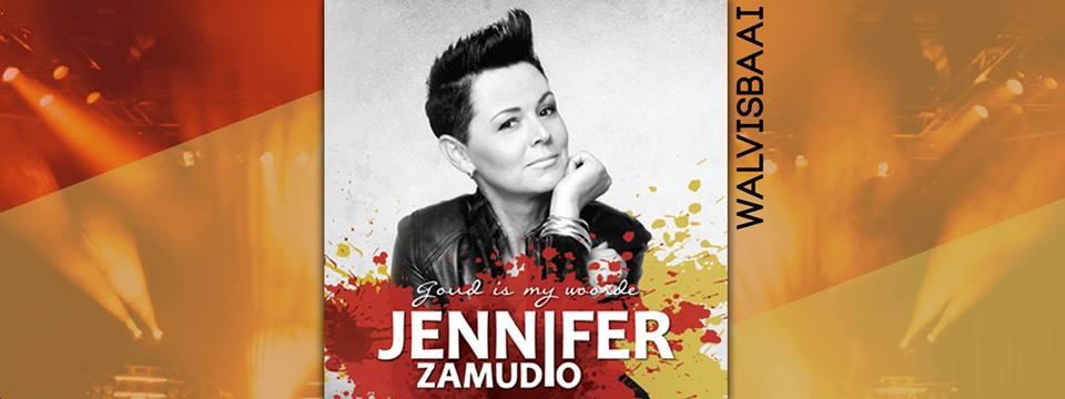Jennifer Zamudio in Walvisbaai