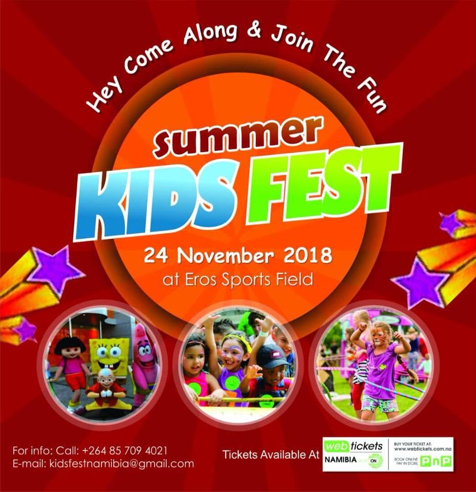 Kid's Summer Festival