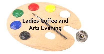 Ladies Coffee and Arts Evening