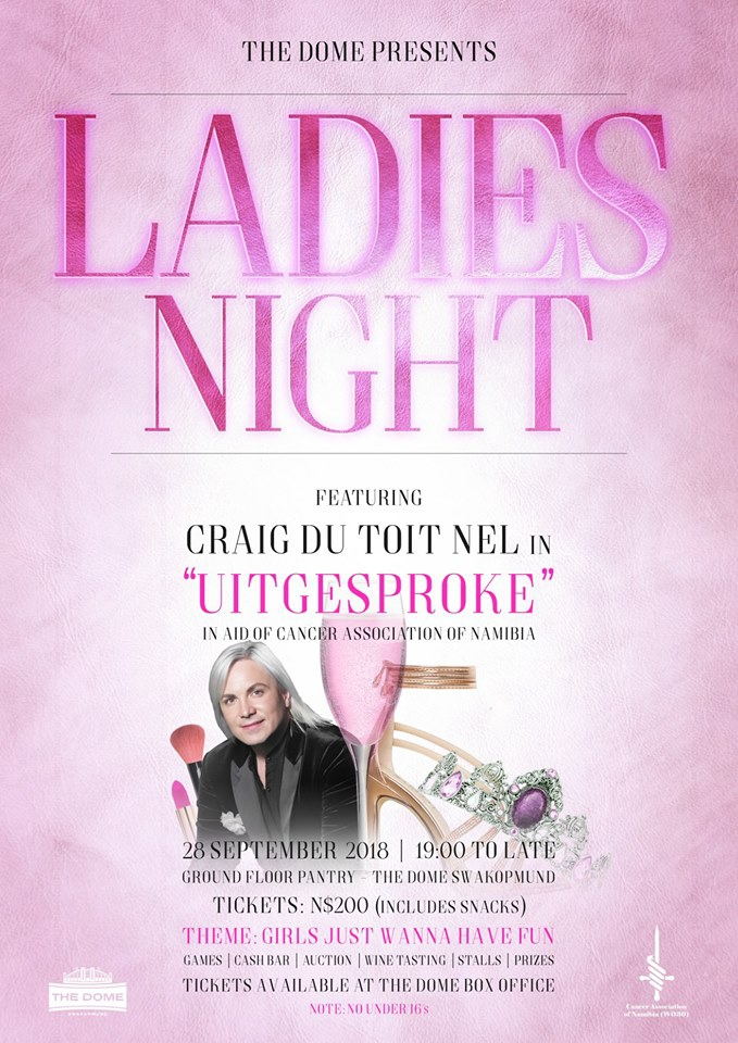 Ladies Night @ The Dome