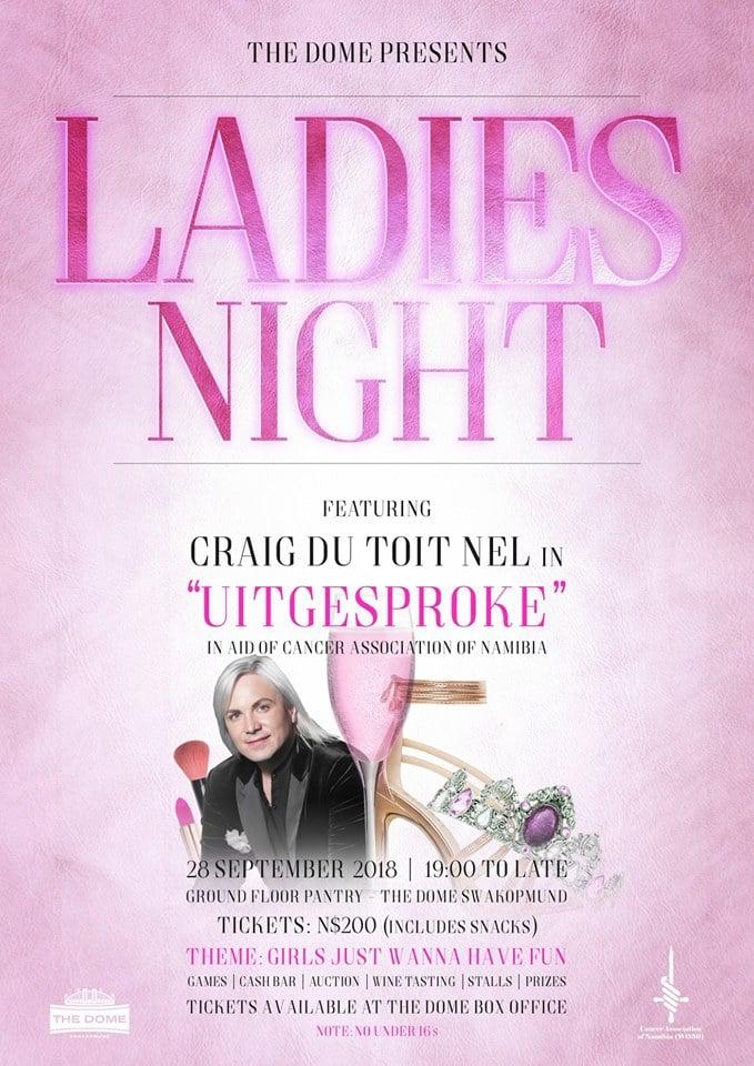 Ladies Night @ The Dome