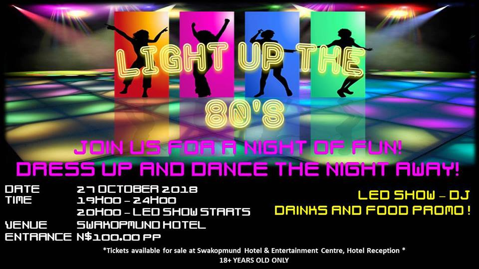 Light Up The 80's!