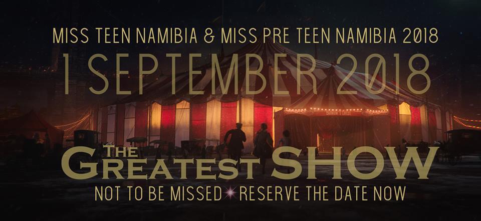 Miss TEEN Namibia 2018
