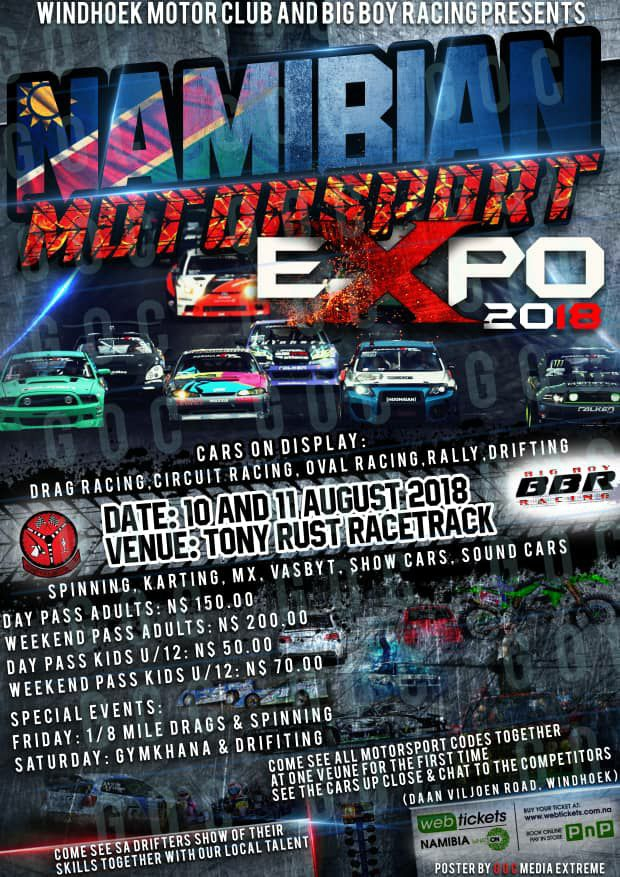 Motorsport Expo 2018