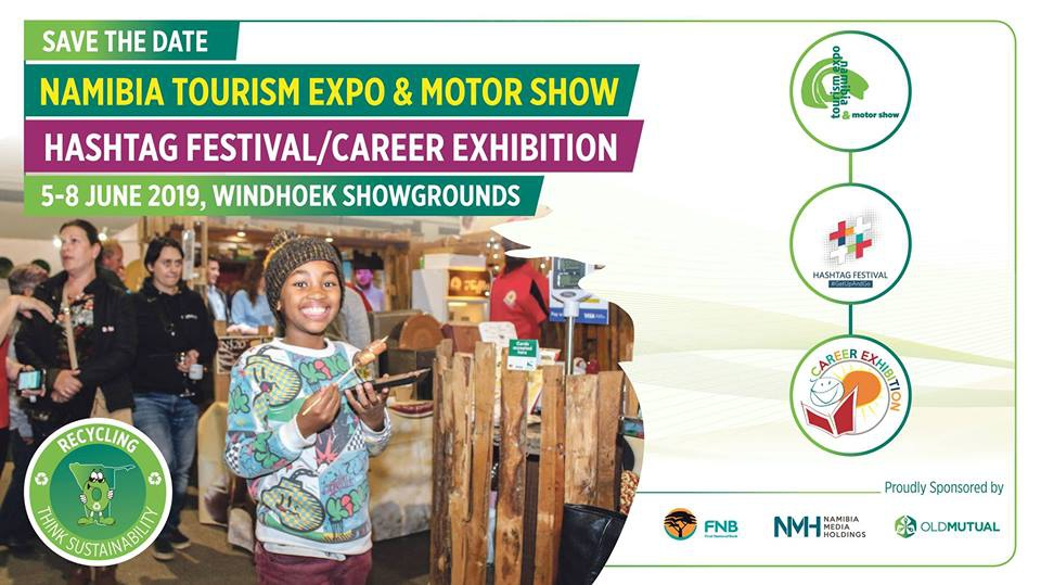 Namibia Tourism Expo and Hashtag Festival/Career Exhibition