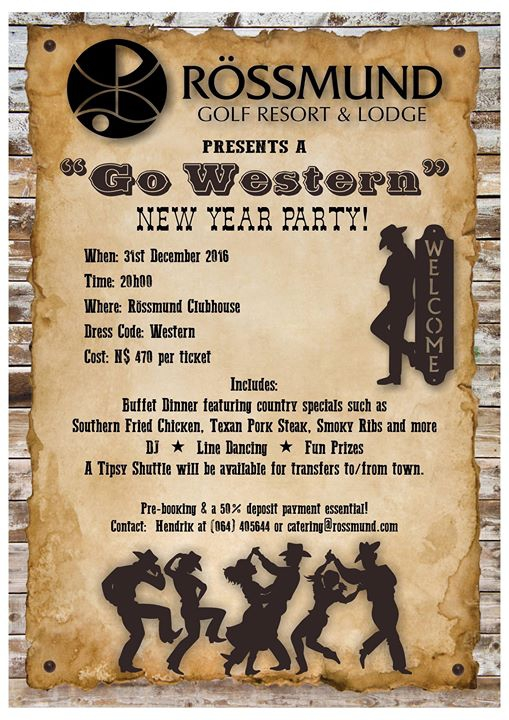 New Year Party!
