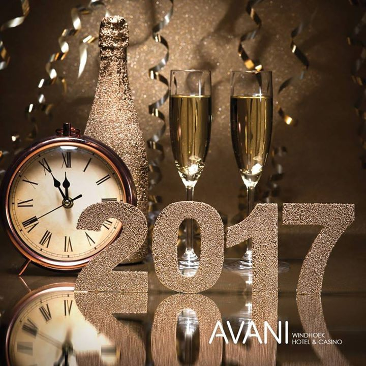 New Years Celebration at AVANI Windhoek Hotel & Casino