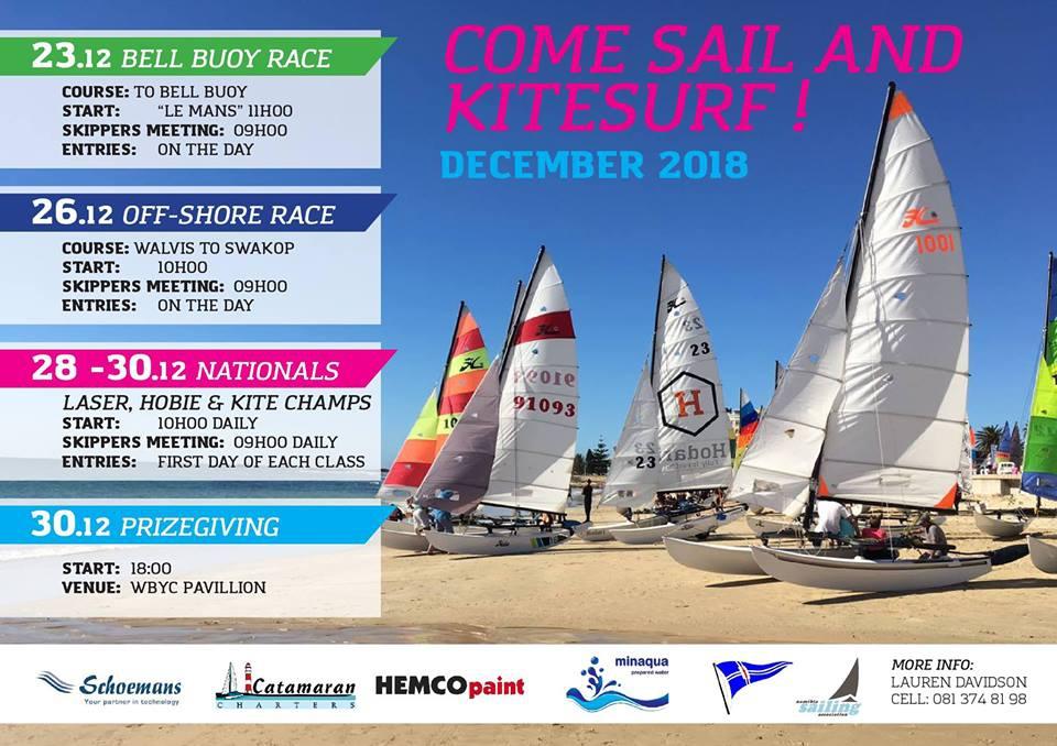 Off-shore race