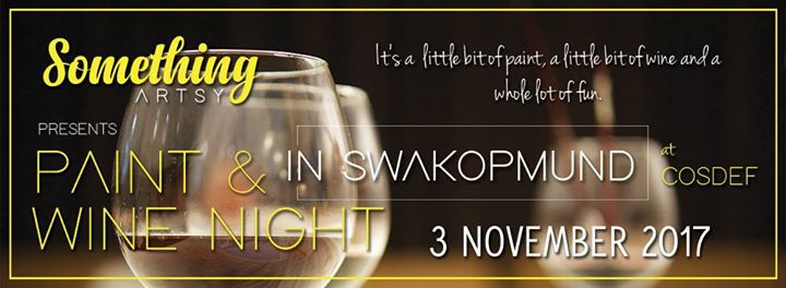 Paint and Wine Swakopmund