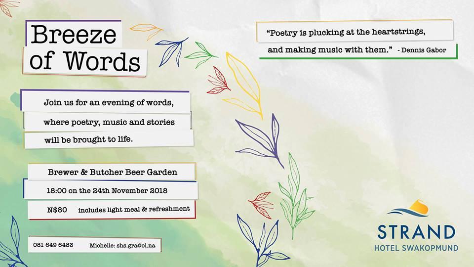 Poetry Night - Breeze of Words