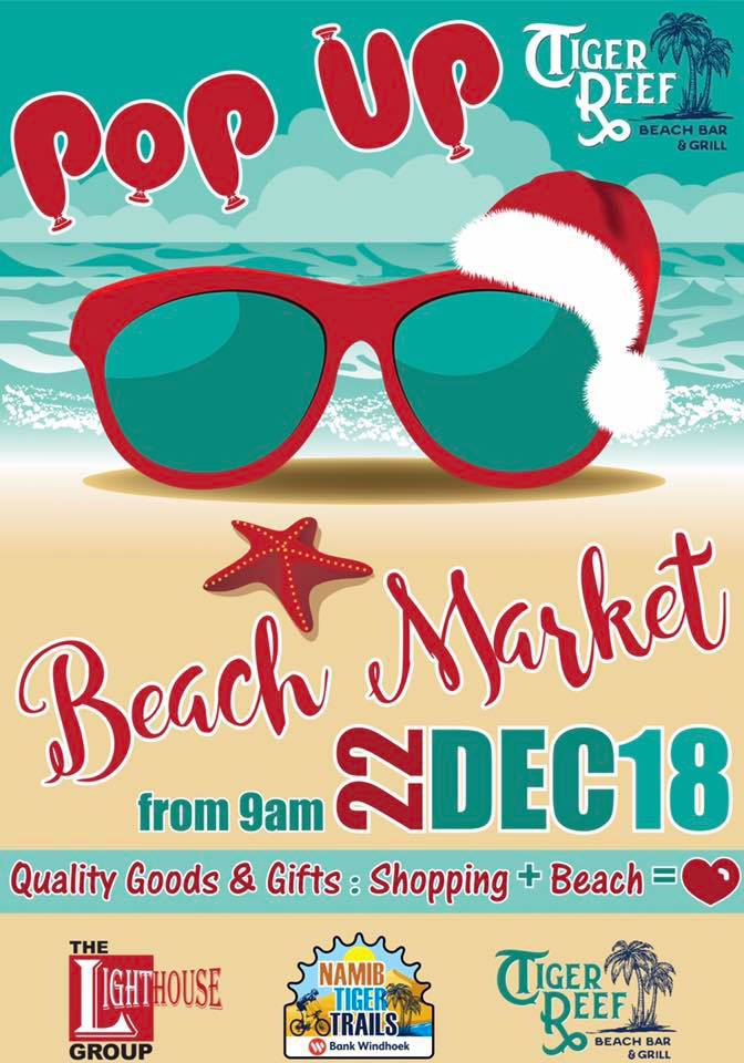 Pop Up Beach Market