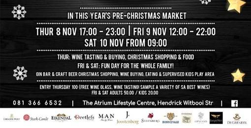 Pre-Christmas Market