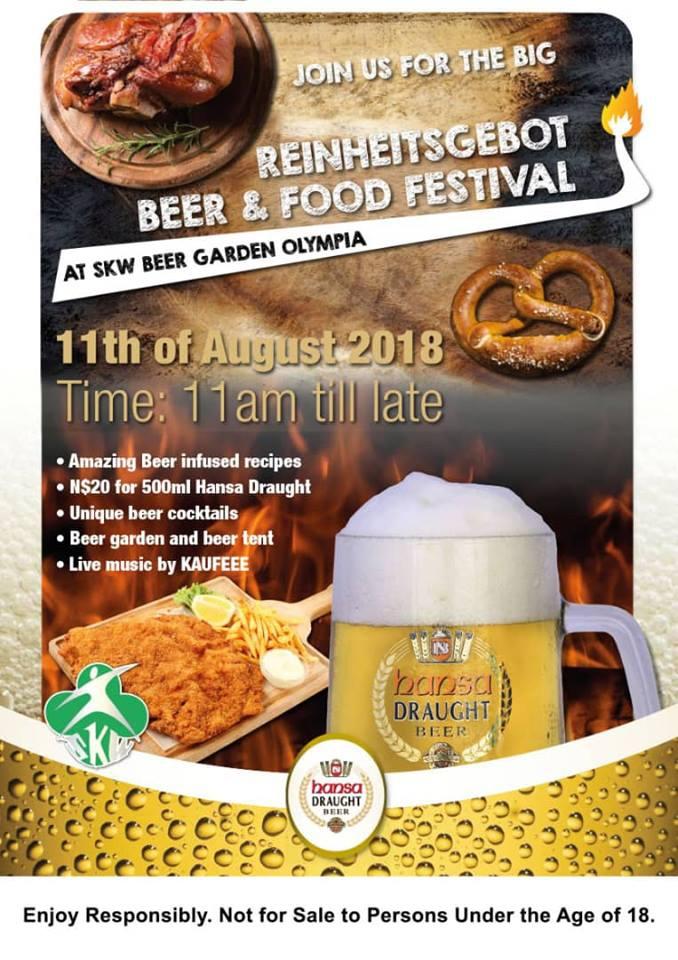 Reinheitsgebot Beer & Food Fest