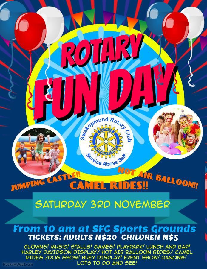 Rotary Fun Day
