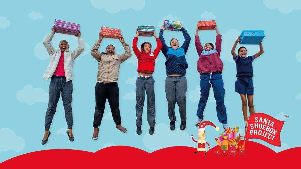 Santa Shoebox Project - Walvis Bay