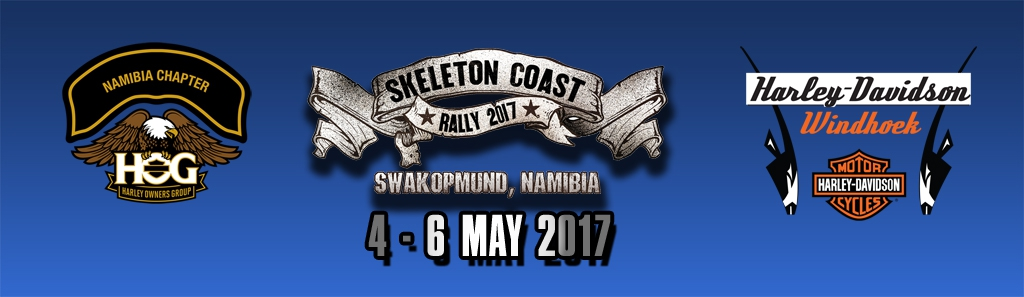 Skeleton Coast Rally 2017