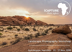 SPITZKOPPE LANDSCAPE PHOTOGRAPHY WORKSHOP