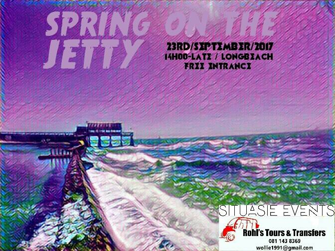 Spring On The Jetty