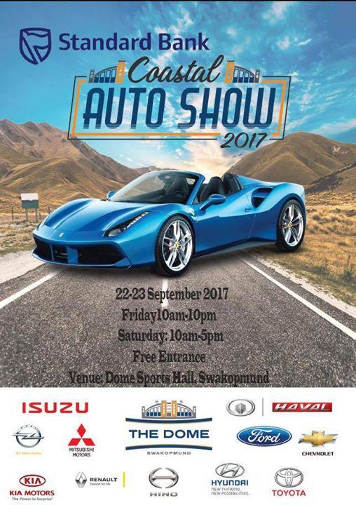Standard Bank Coastal Auto Show