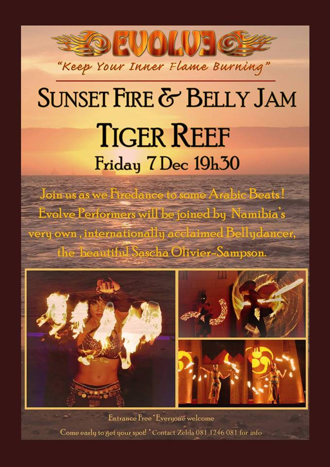 Sunset Fire & Belly Jam