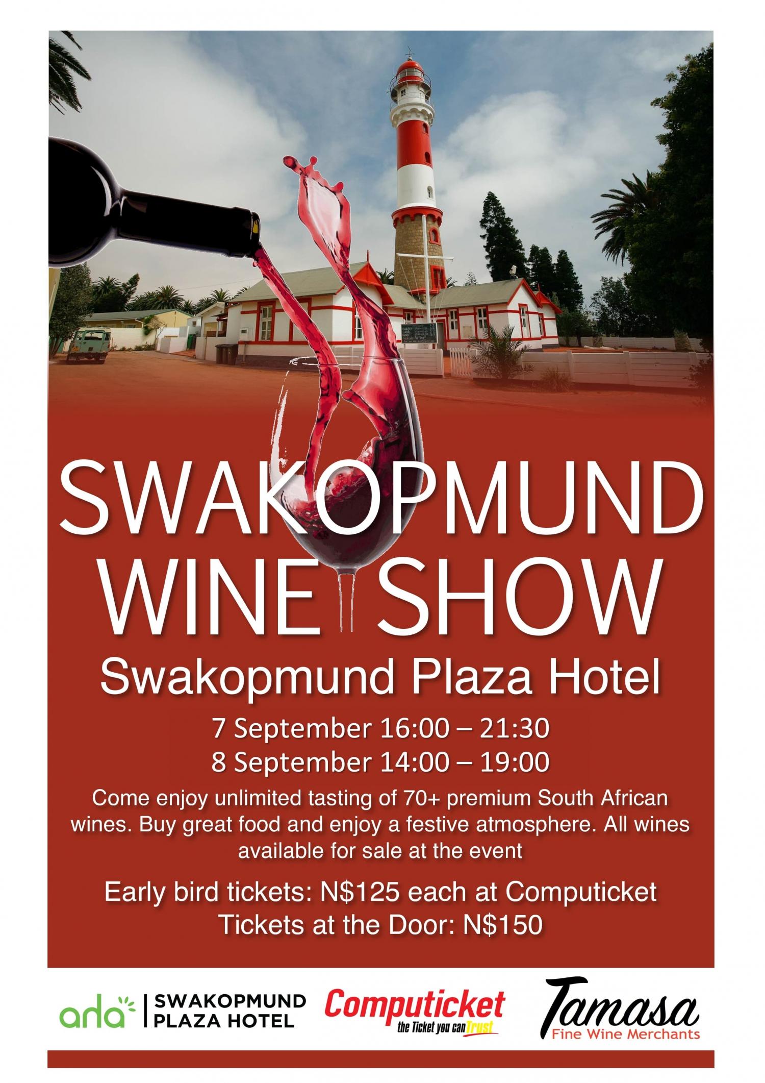 Swakopmund Wine Show