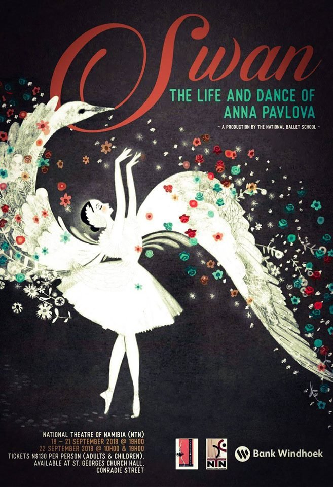 Swan - The Life & Dance of Anna Pavlova