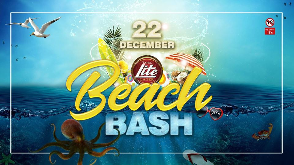 Tafel Lite Beach Bash '18