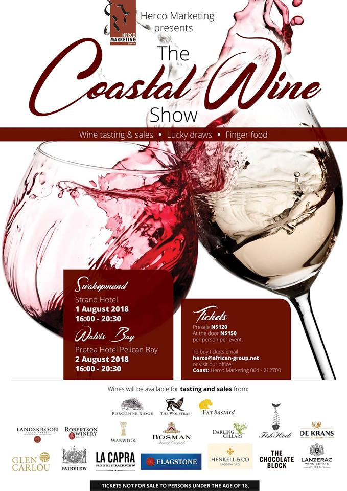 Herco Marketing Coastal Wine Show