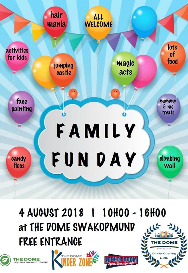 The Dome Swakopmund Family Fun Day