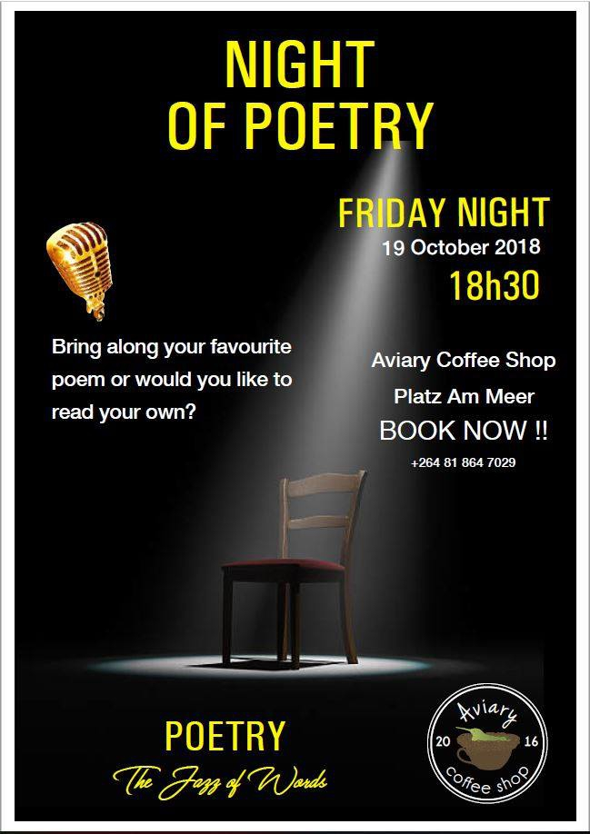 The Fogg of Words Poetry Night