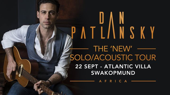 The 'NEW' Solo/Acoustic Tour - Atlantic Villa (Swakopmund)